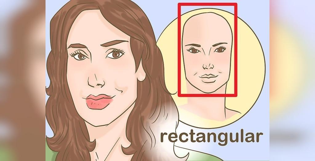 روش تشخیص صورت مستطیلی شکل