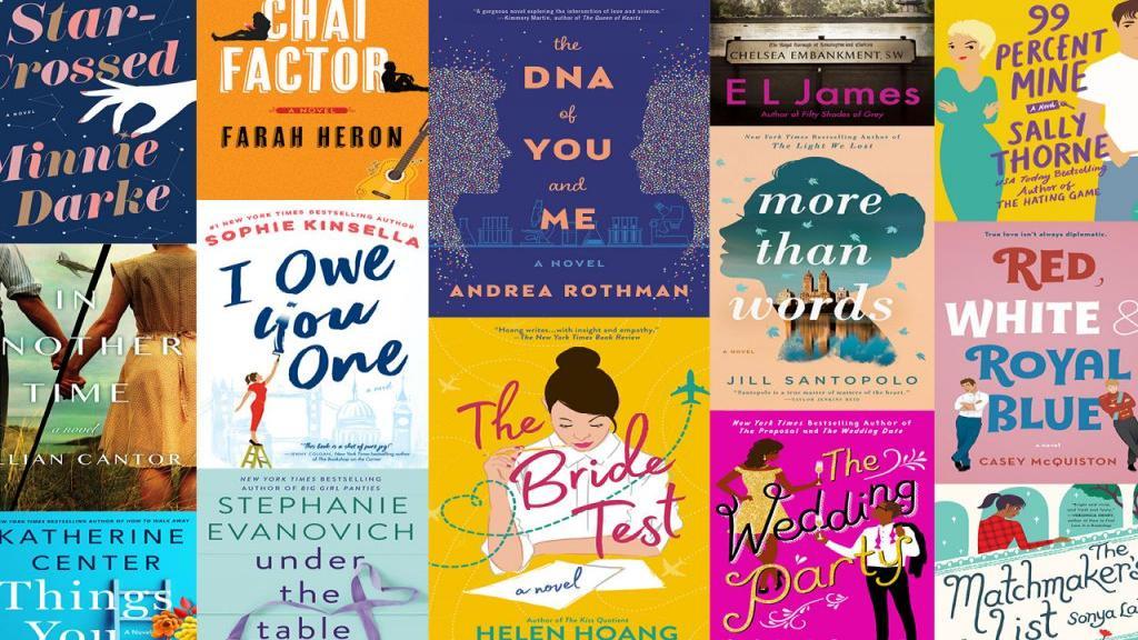 معرفی 10 رمان عاشقانه جدید و جذاب برای خانم ها