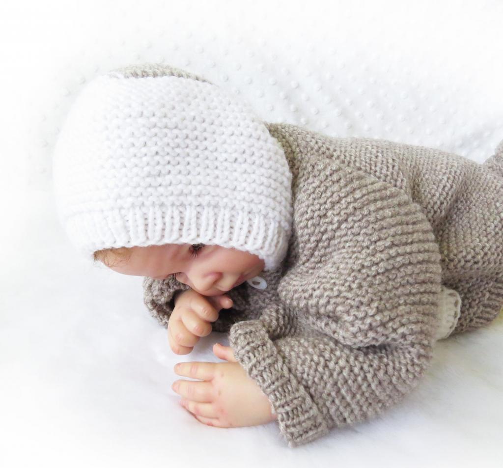 آموزش لباس بافتنی نوزاد پسرانه با قلاب