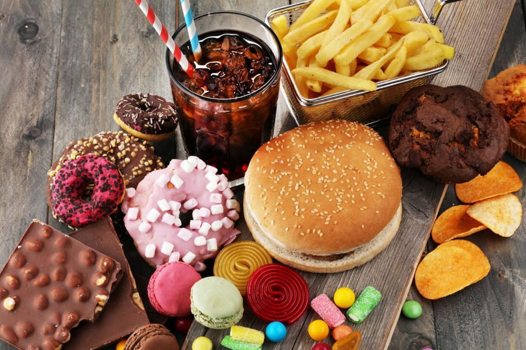 شناخت مواد غذایی مضر