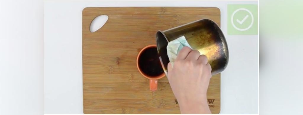 راهکارهای درست کردن قهوه روی گاز