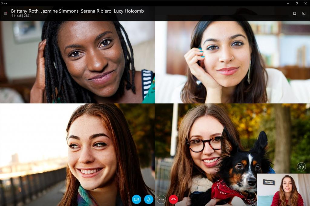 نرم افزارهای عالی برای چت تصویری دوستانه با گروه های بزرگ