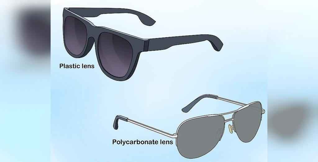 انتخاب جنس عینک آفتابی