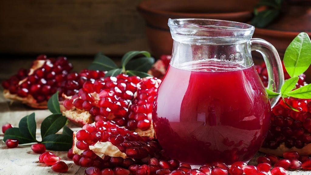 فواید و خواص فوق العاده آب انار برای سلامتی، کم خونی، پوست و زنان باردار