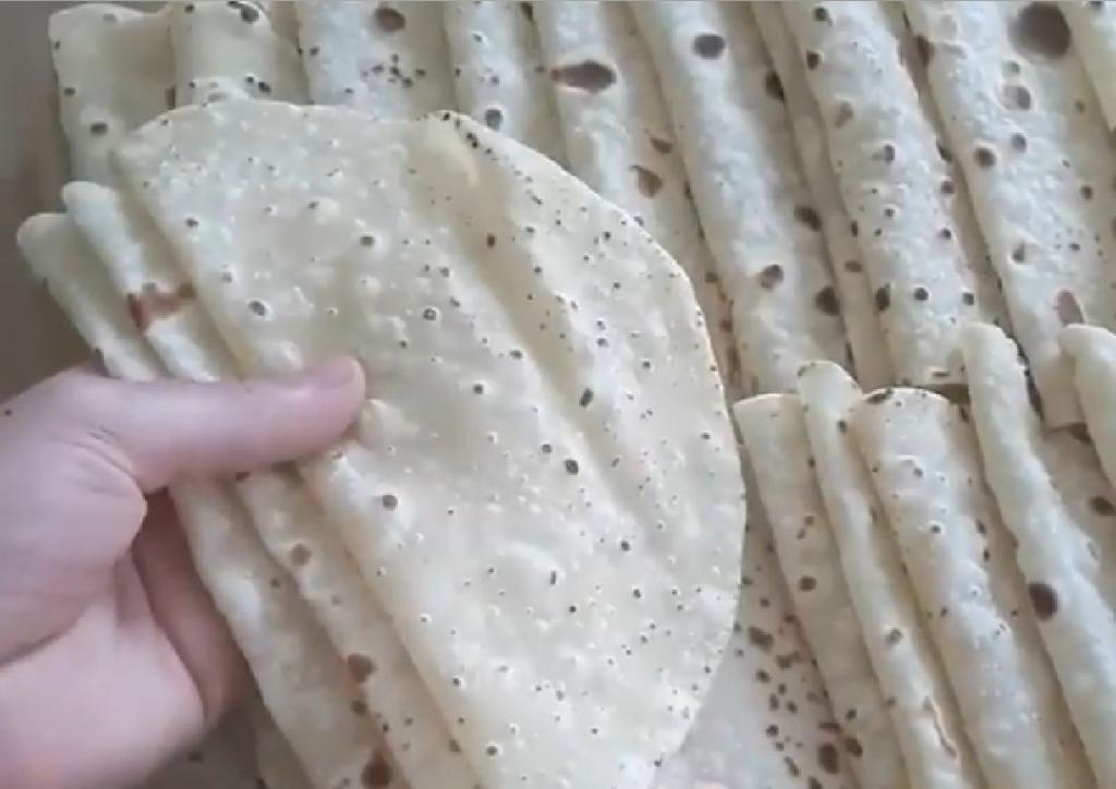 طرز تهیه خمیر سمبوسه بدون خمیر مایه