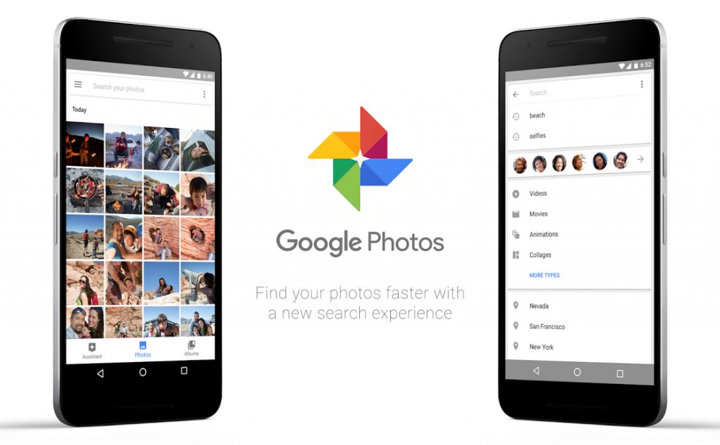 بازیابی فایل های ویدئویی از برنامه Google Photos