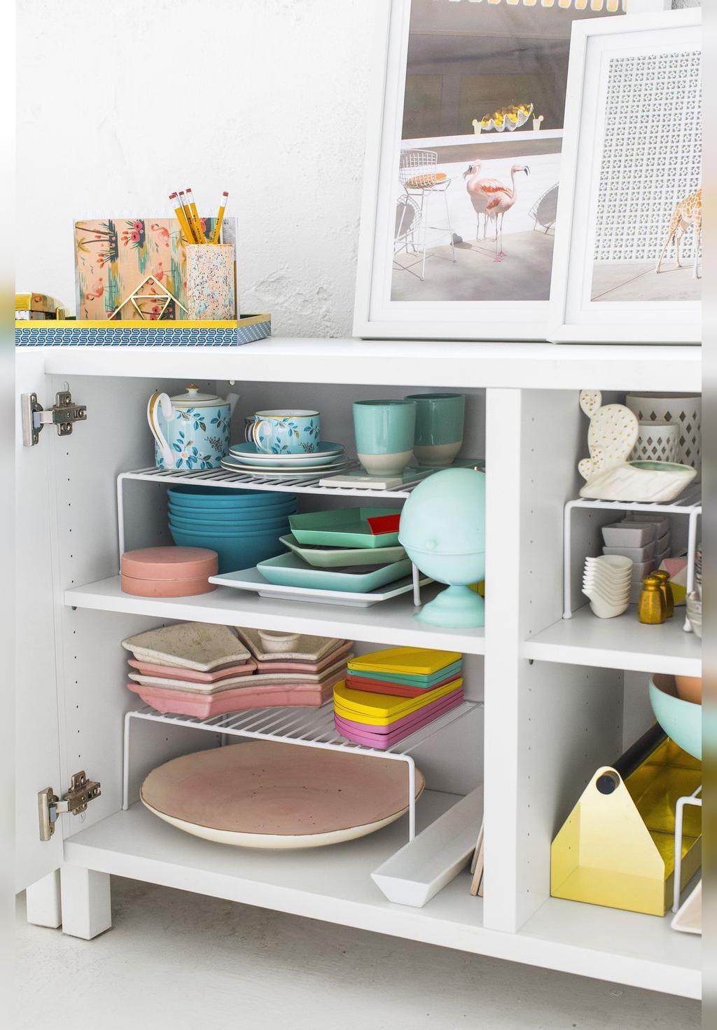 استفاده بهینه از فضای آشپزخانه های کوچک