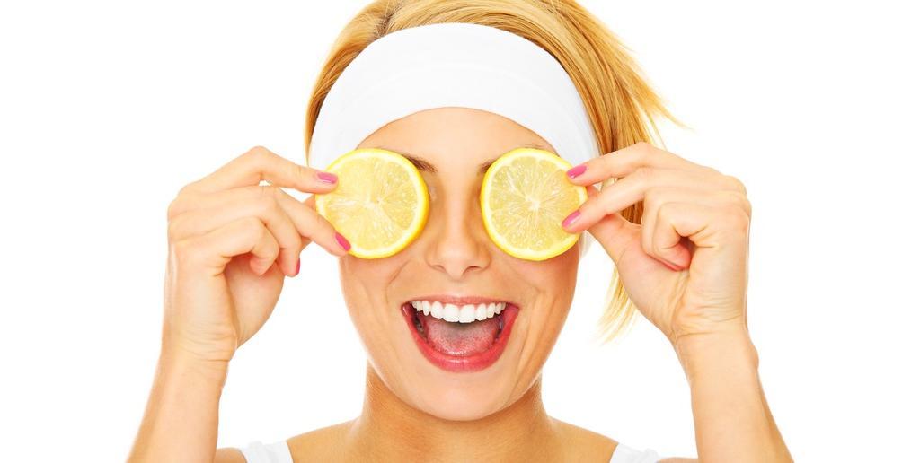 ماسک لیمو ترش برای صورت