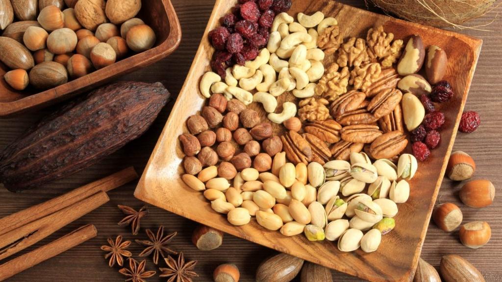 مواد غذایی حاوی کولین (choline)