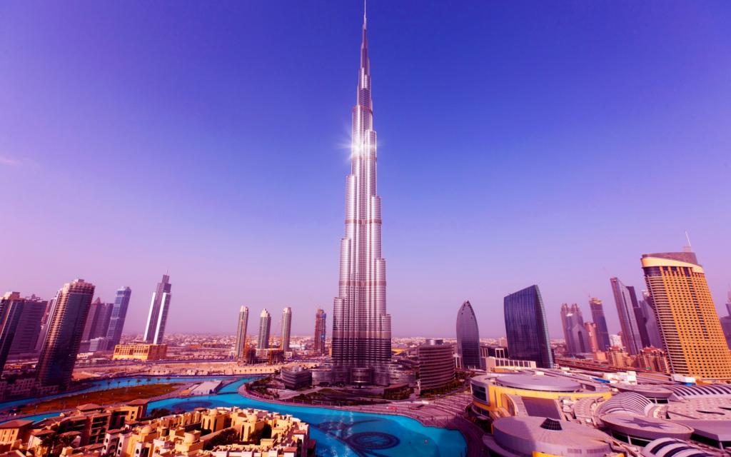 برج خلیفه در دبی چه زمانی ساخته شد؟