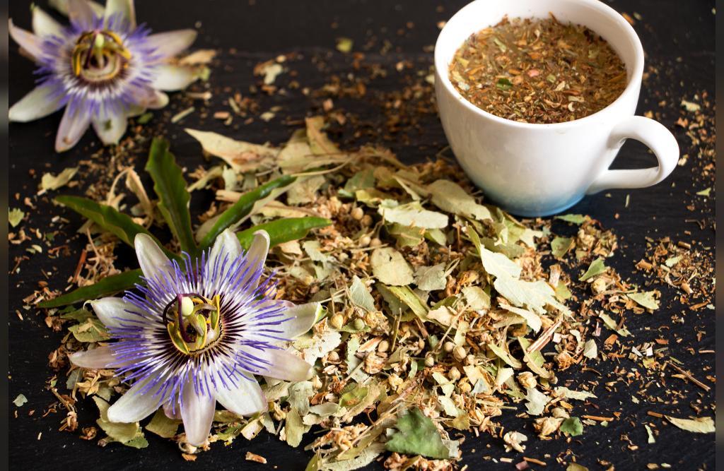 چای گیاهی گل ساعتی، برای بهبود خواب