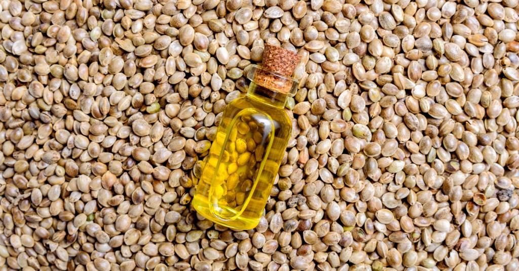 بذر شاهدانه برای هضم و دیابت