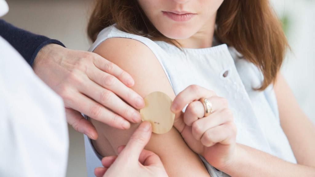 چسب ضد بارداری چیست و نحوه عملکرد آن چگونه است؟