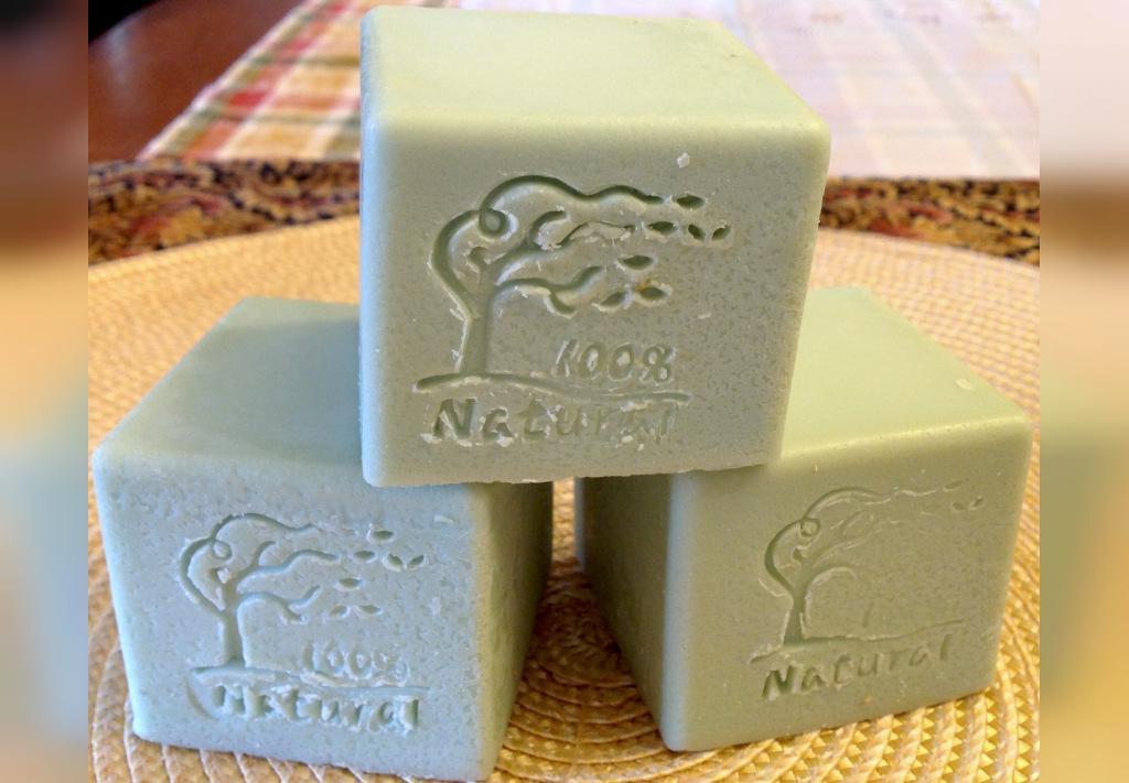 دستورالعمل ساخت صابون زیتون خانگی