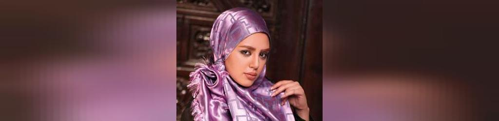 روسری جدید با مدل لبنانی