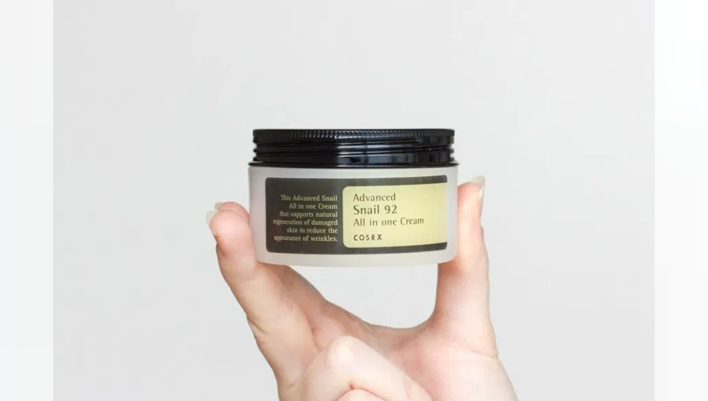 محصولات مراقبت از پوست حلزون