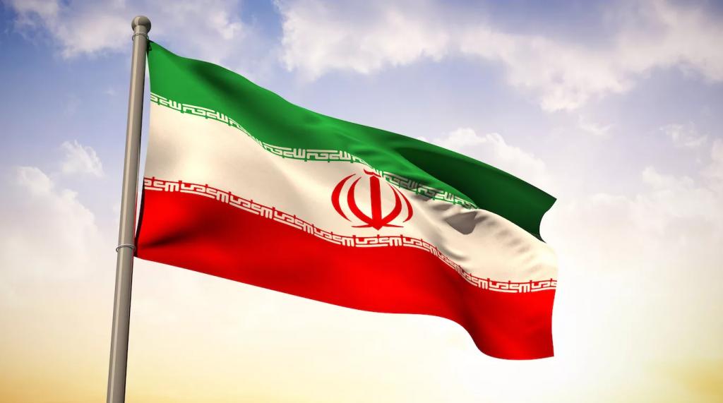 انشا در مورد پرچم ایران پایه چهارم