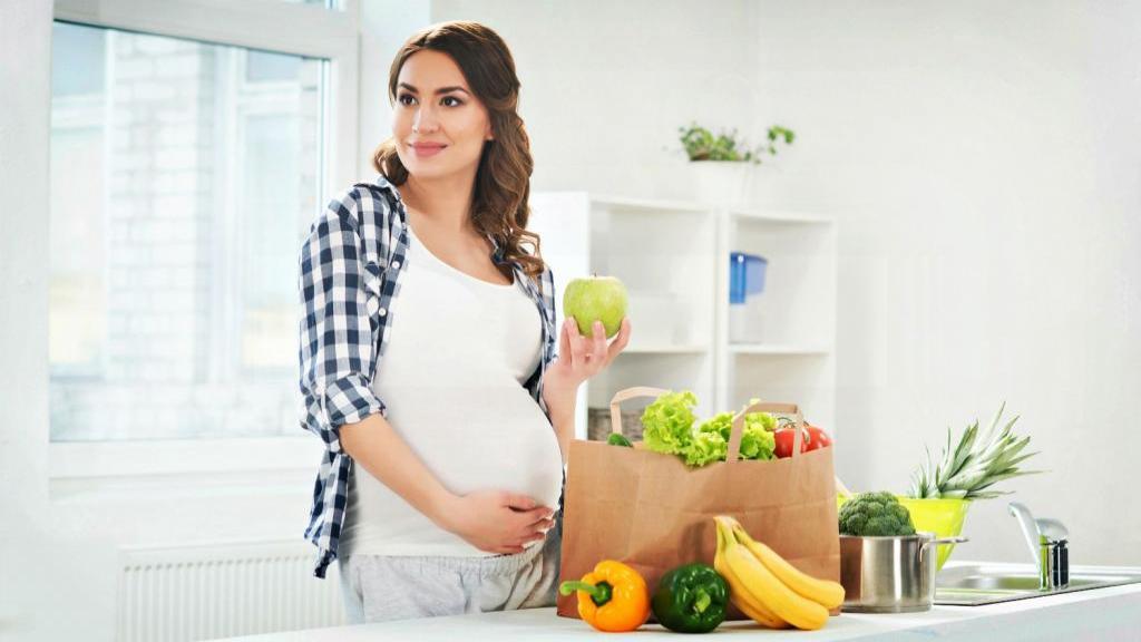 رژیم لاغری در بارداری + کنترل وزن برای چاق نشدن در بارداری