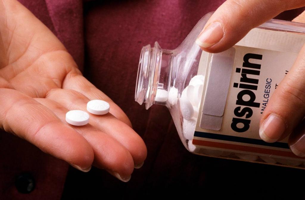 اطلاعات دارویی قرص آسپرین