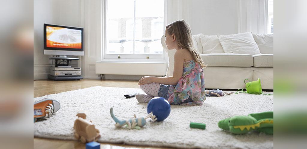 تلویزیون چگونه می تواند بر رشد کودک تاثیرگذار باشد؟