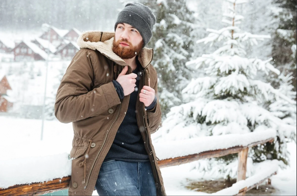 عکس پروفایل پسرانه زمستانی خاص