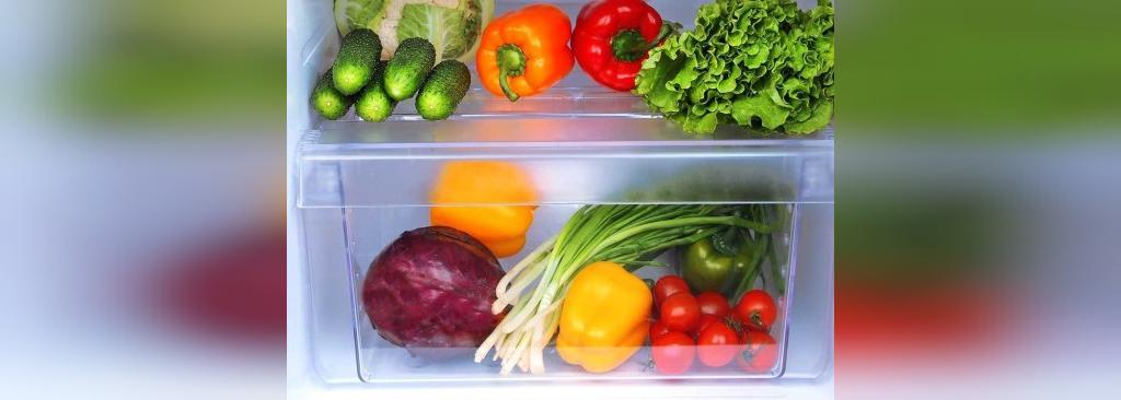 دمای مناسب میوه ها و سبزیجات در یخچال