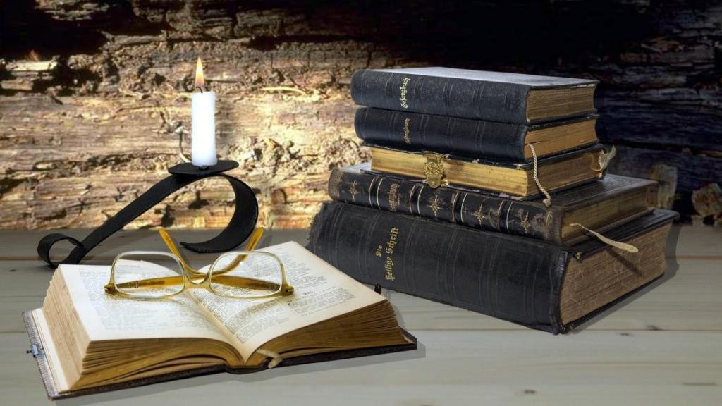 بهترین کتاب های مذهبی که باید خواند (معرفی 10 مورد)