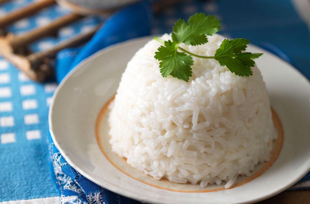 درمان سوء هاضمه و معده درد با برنج
