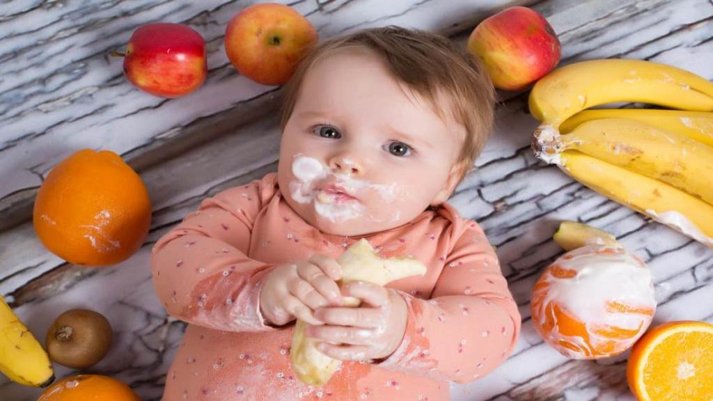 چاق شدن سریع کودکان با بهترین غذاهای چاق کننده نوزاد