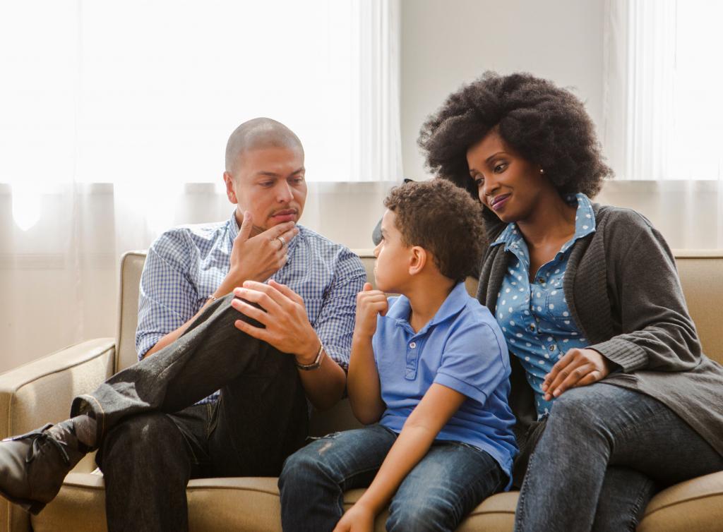 اصول تربیتی کودک مستقل