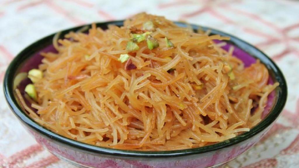 طرز تهیه بلالوت [بلالیت] زعفرانی بوشهری خوشمزه برای صبحانه
