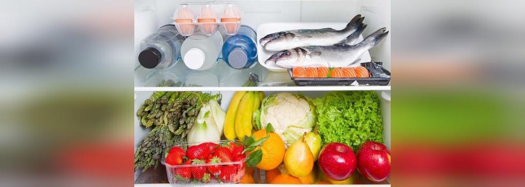 ترفند ساده نگهداری گوشت و میوه در یخچال