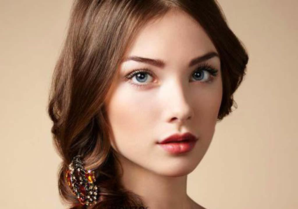 آرایش ساده دخترانه برای تولد