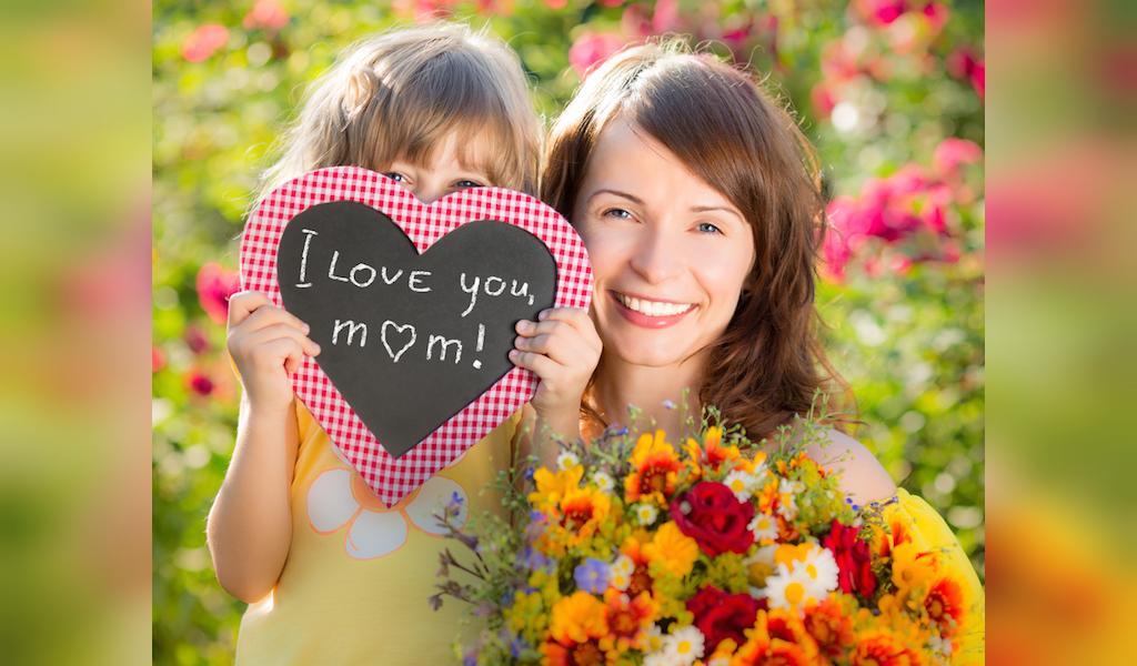 عکس پروفایل روز مادر ساده و زیبا