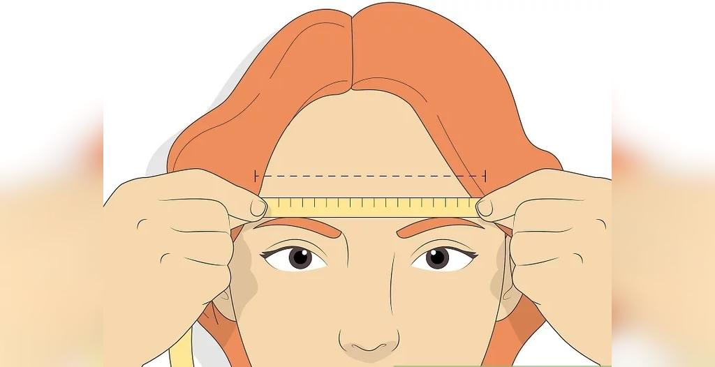 روش اندازه گیری صورت