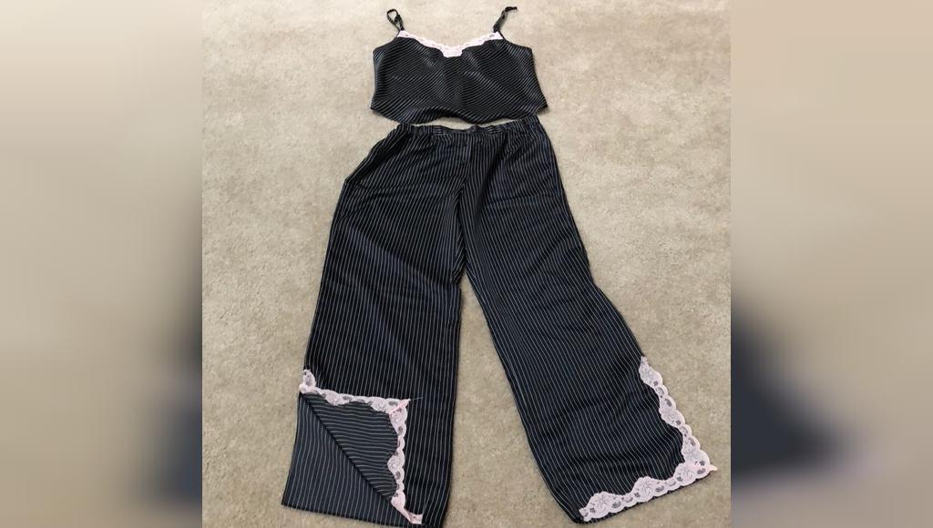 Pajamas lingerie لباس خواب جنیفر لوپز