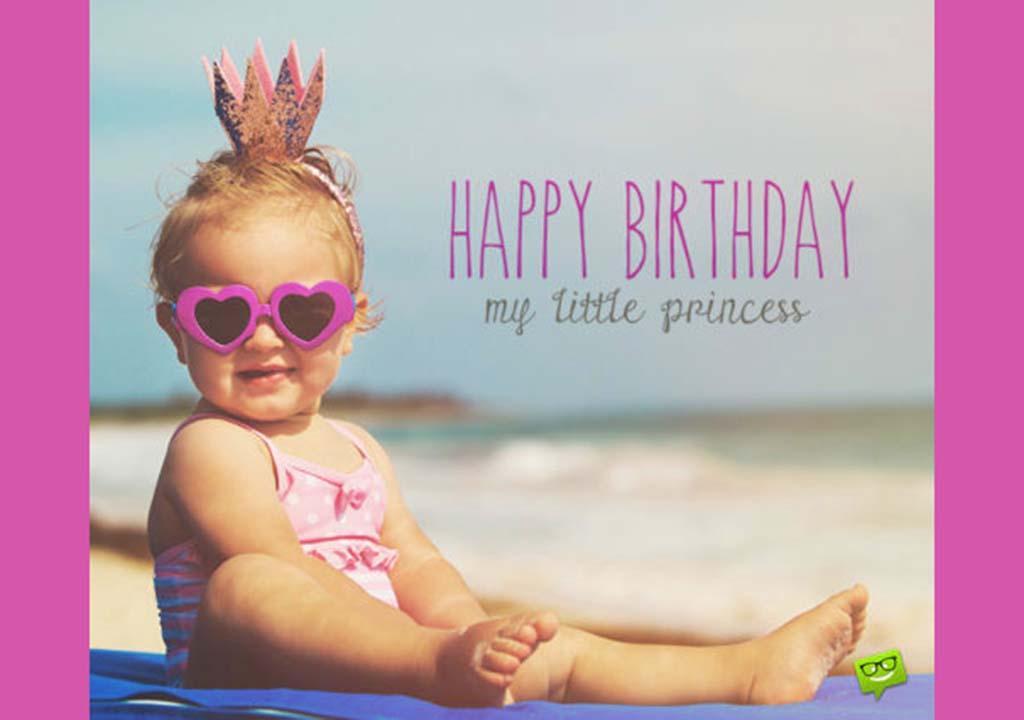 عکس نوشته تولد دختر کوچولو