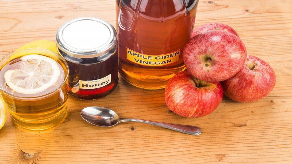خواص ترکیب سرکه سیب و عسل برای سلامتی، پوست و مو، سم زدایی و کاهش وزن