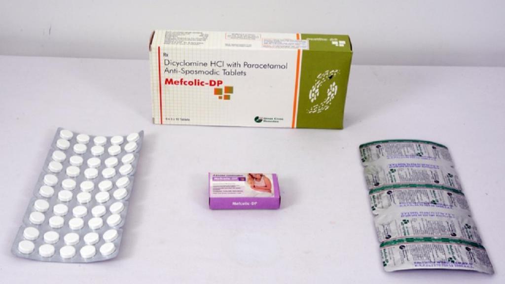 دی سیکلومین برای چیست + روش مصرف و عوارض دی سیکلومین