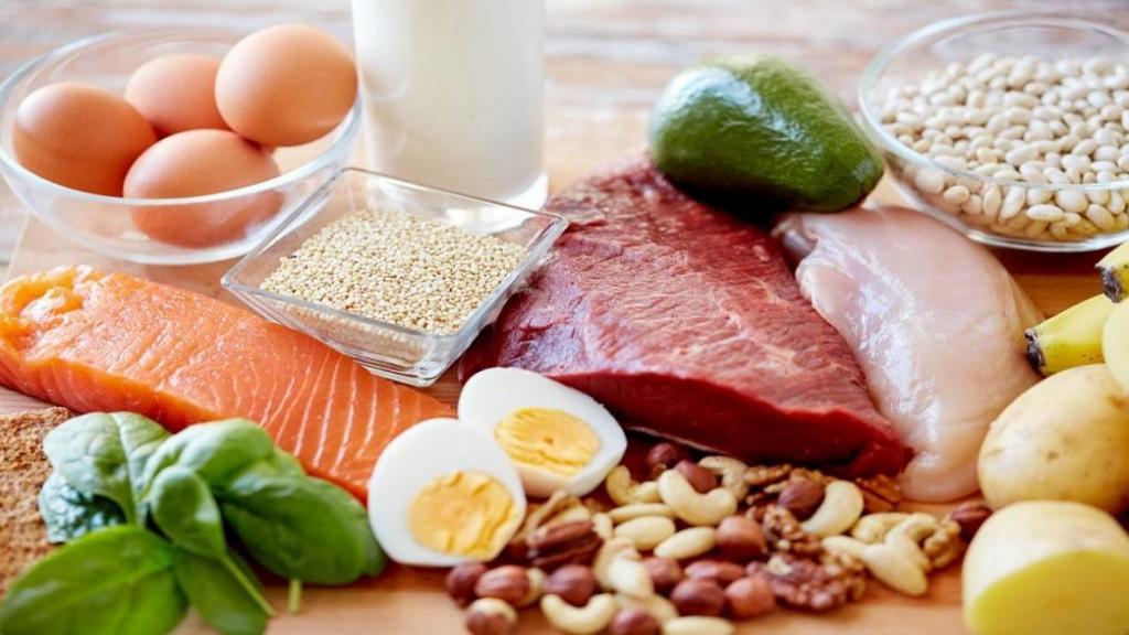 فواید و مواد غذایی حاوی کولین (choline)