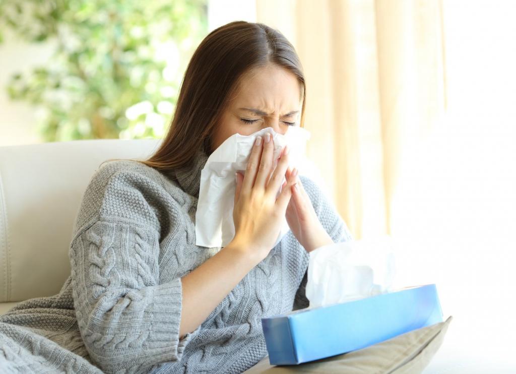 علائم آسم و سرماخوردگی چیست؟