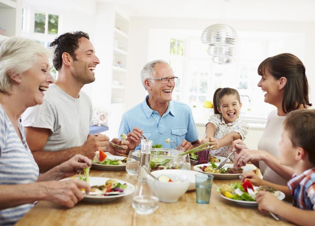راهکارهایی برای داشتن خانواده شاد و سالم