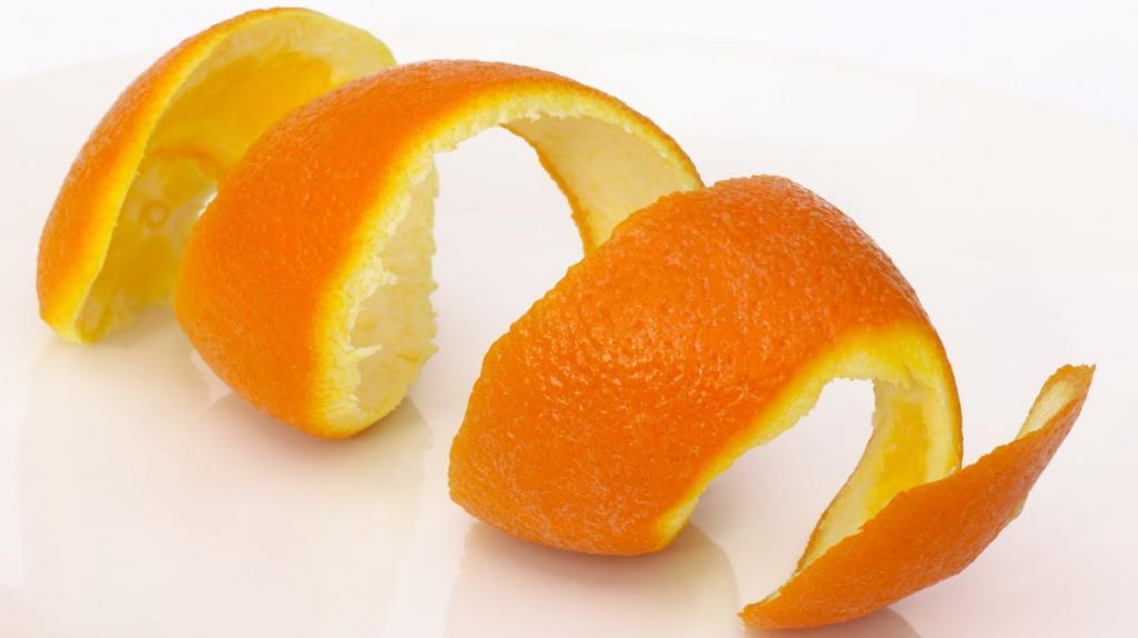 پوست پرتقال برای درمان تیرگی پوست در دوران بارداری