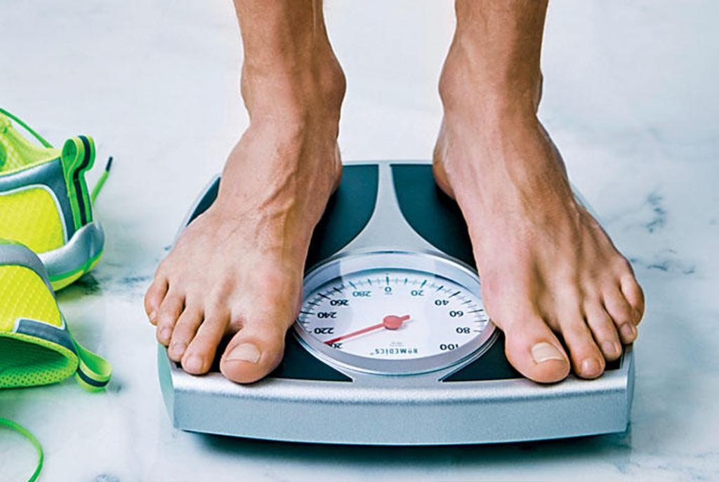 درمان خانگی فشار خون بالا با کاهش وزن اضافی