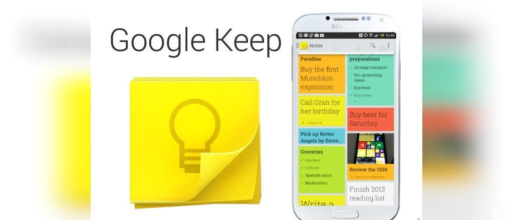 چگونه از گوگل کیپ استفاده کنیم