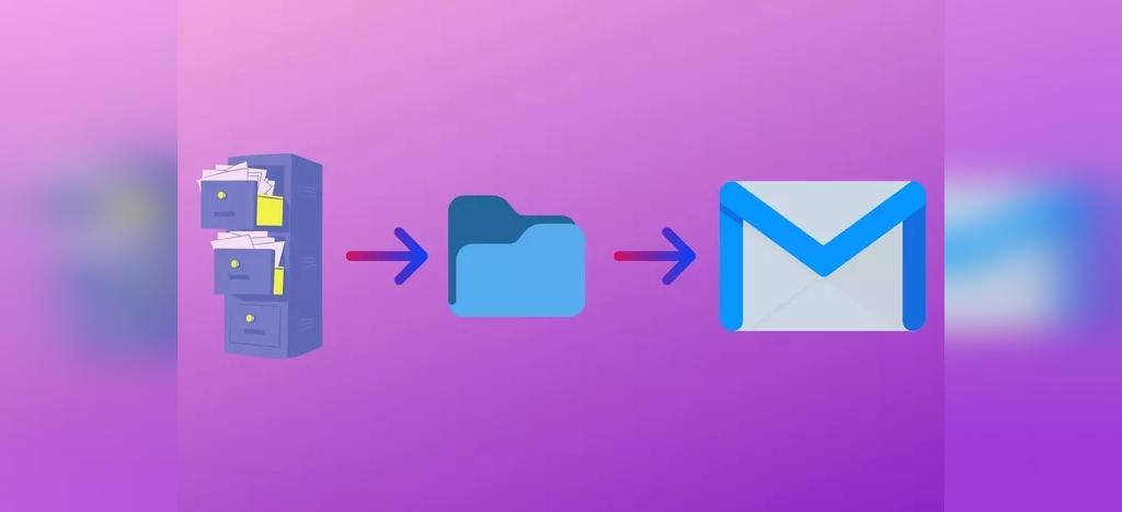 برای رفع مشکل ضمیمه نشدن فایل در Gmail