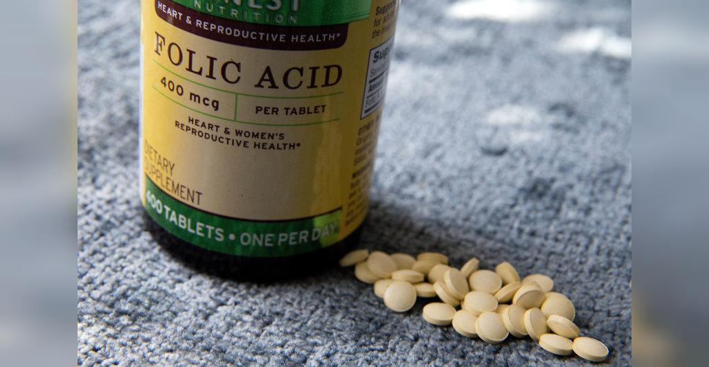 اسید فولیک یا ویتامین ب 9 چیست
