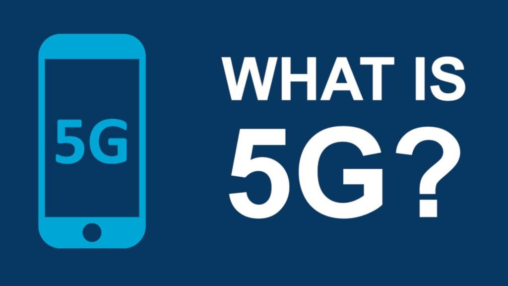 5G اینترنت موبایل چیست؟