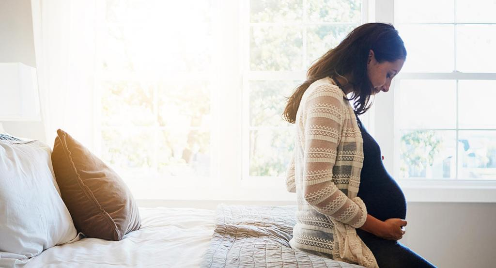 چگونه در دوران حاملگی لباس مناسب بخرید