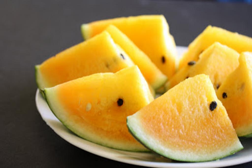 هندوانه زرد (آناناسی )چیست و چه خواصی دارد